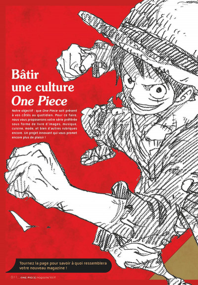 Page 3 One piece magazine tome 4