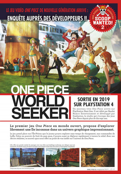 Page 6 One piece magazine tome 4