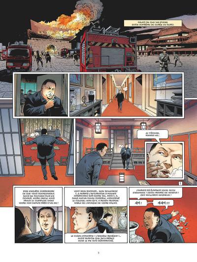 Page 6 Le triangle secret - Lacrima christi tome 6