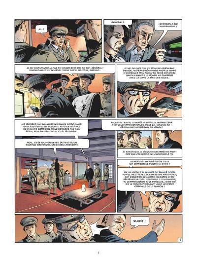 Page 8 Le triangle secret - Lacrima christi tome 6