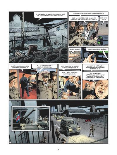 Page 9 Le triangle secret - Lacrima christi tome 6