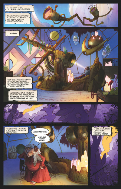 Page 2 Dark crystal tome 1