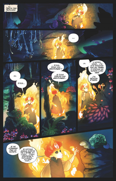 Page 6 Dark crystal tome 1