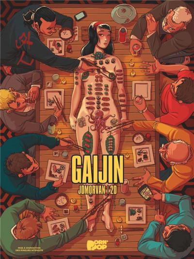 Couverture Gaijin