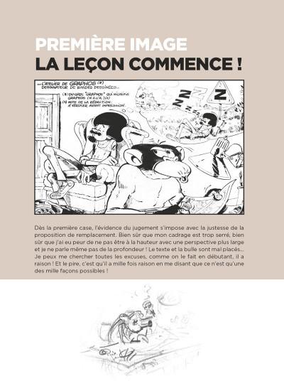 Page 3 Ma leçon de BD par Franquin