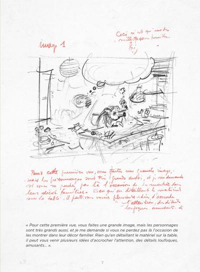 Page 4 Ma leçon de BD par Franquin