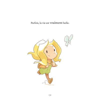 Page 2 Le petit monde de Lou - Danse de la joie !