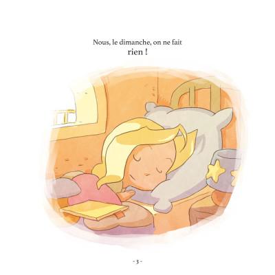 Page 2 Le petit monde de Lou - Un dimanche de rien du tout