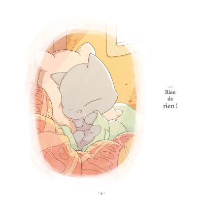 Page 4 Le petit monde de Lou - Un dimanche de rien du tout