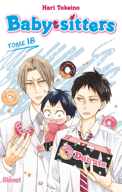 Couverture Baby-sitters tome 18