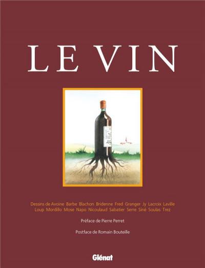 Couverture Le vin - édition 2019