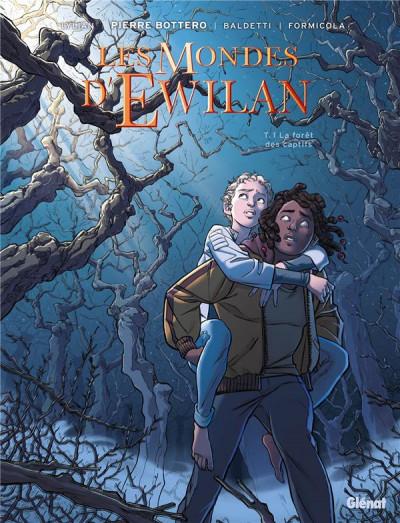 Couverture Les mondes d'Ewilan tome 1
