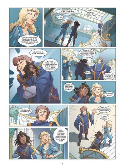 Page 9 Les mondes d'Ewilan tome 1