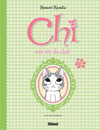 Couverture Chi - une vie de chat grand format tome 22