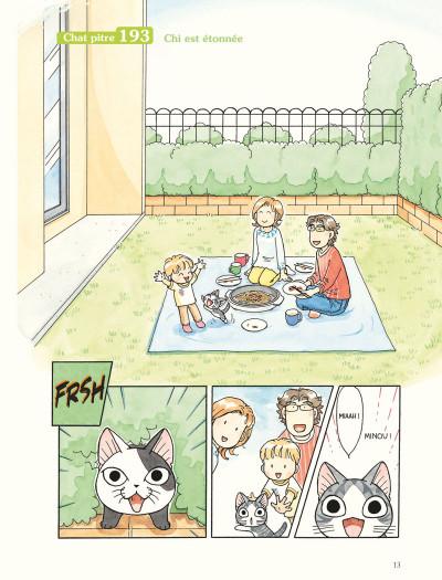 Page 0 Chi - une vie de chat grand format tome 22