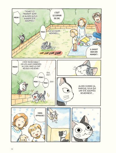 Page 1 Chi - une vie de chat grand format tome 22