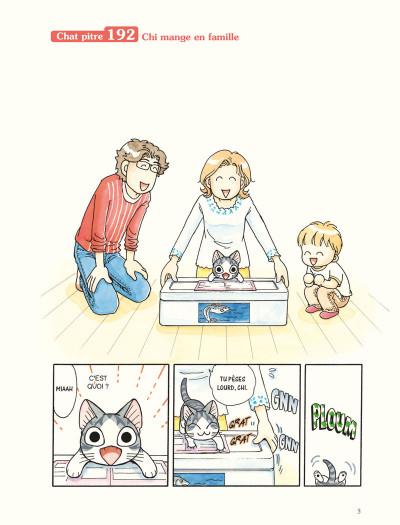 Page 2 Chi - une vie de chat grand format tome 22