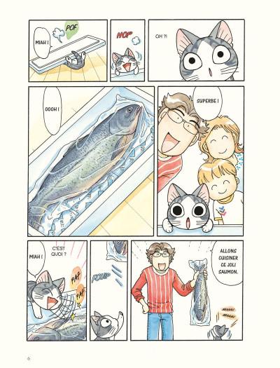 Page 3 Chi - une vie de chat grand format tome 22