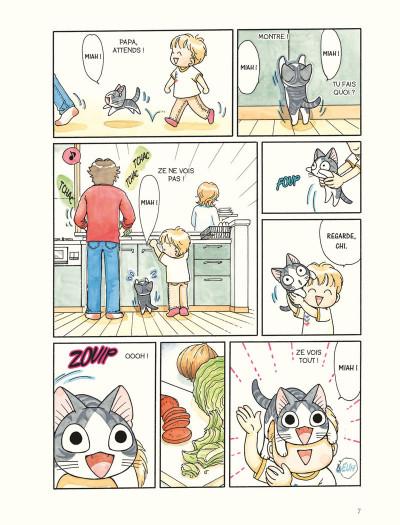 Page 4 Chi - une vie de chat grand format tome 22