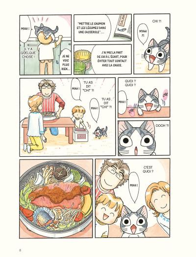 Page 5 Chi - une vie de chat grand format tome 22
