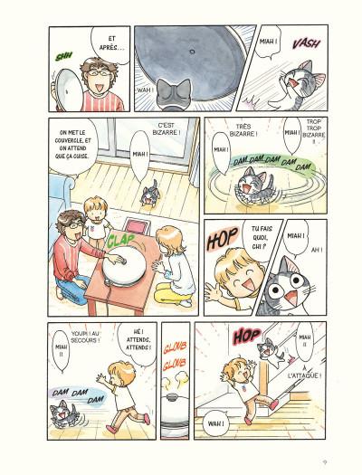 Page 6 Chi - une vie de chat grand format tome 22