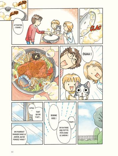 Page 7 Chi - une vie de chat grand format tome 22