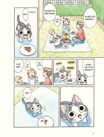 Page 8 Chi - une vie de chat grand format tome 22