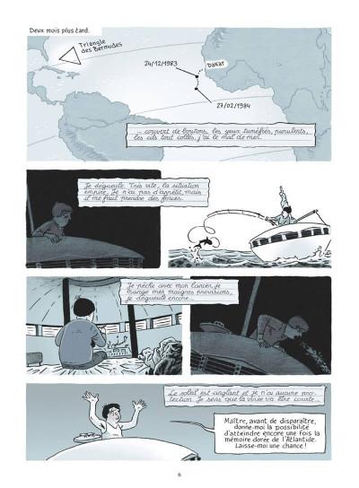 Page 6 La soucoupe et le prisonnier