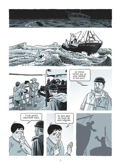 Page 7 La soucoupe et le prisonnier