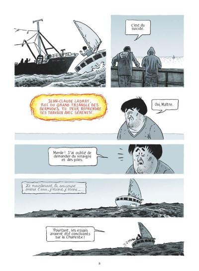 Page 8 La soucoupe et le prisonnier