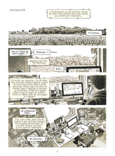 Page 9 La soucoupe et le prisonnier