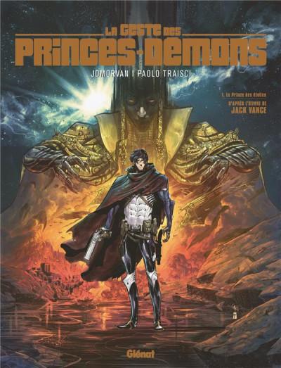 Couverture La geste des princes démons tome 1