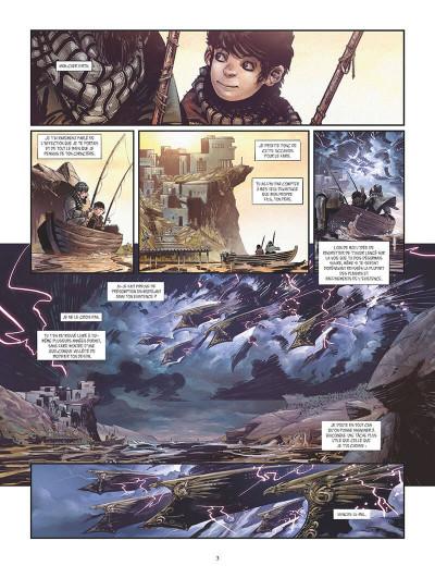 Page 4 La geste des princes démons tome 1