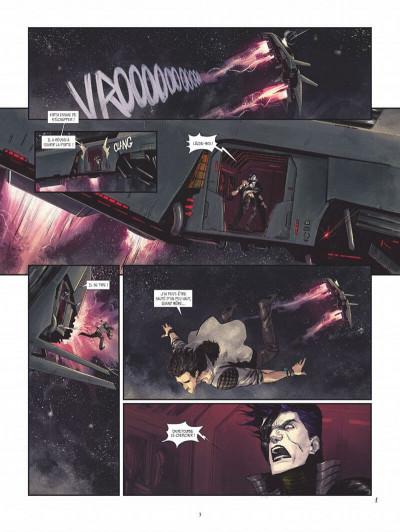 Page 3 La geste des princes démons tome 2