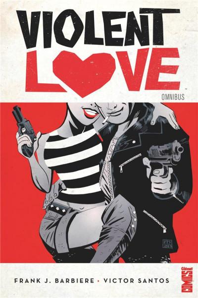Couverture Violent love