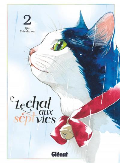 Couverture Le chat aux sept vies tome 2