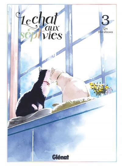 Couverture Le chat aux sept vies tome 3