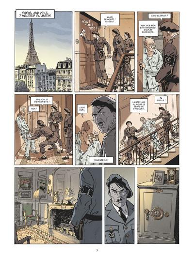 Page 6 Affaires d'état - Extrême droite tome 1