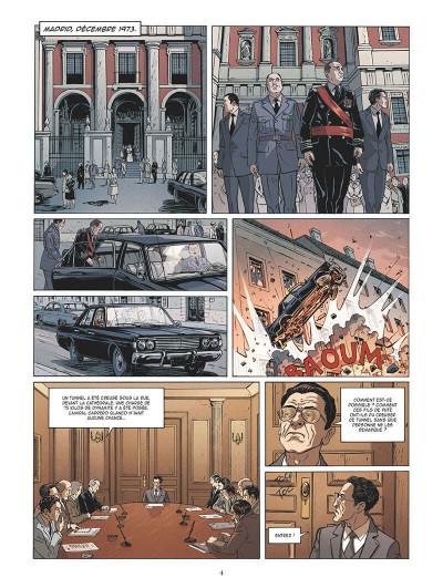 Page 7 Affaires d'état - Extrême droite tome 1