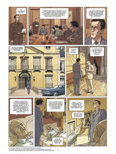 Page 8 Affaires d'état - Extrême droite tome 1