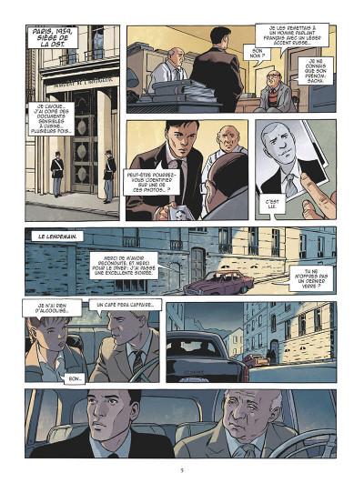 Page 8 Affaires d'état - guerre froide tome 1