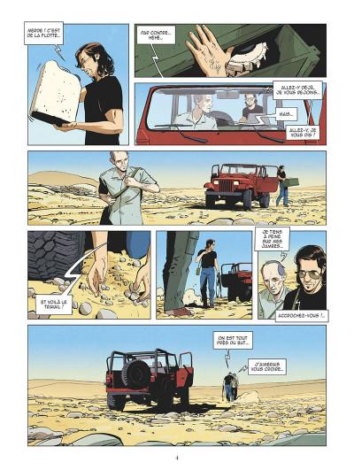 Page 7 Affaires d'état - Jihad tome 1