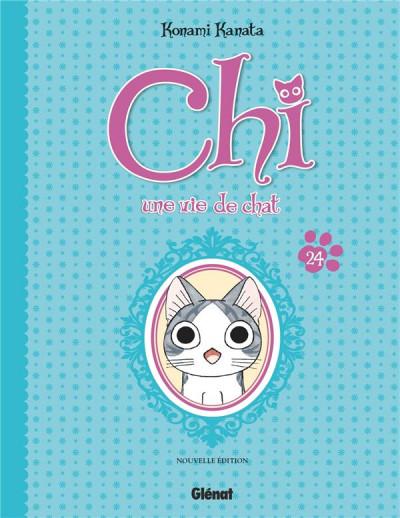 Couverture Chi - une vie de chat - grand format tome 24