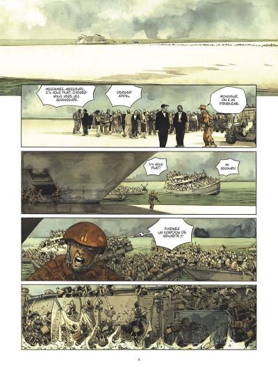 Page 8 Le mur tome 2