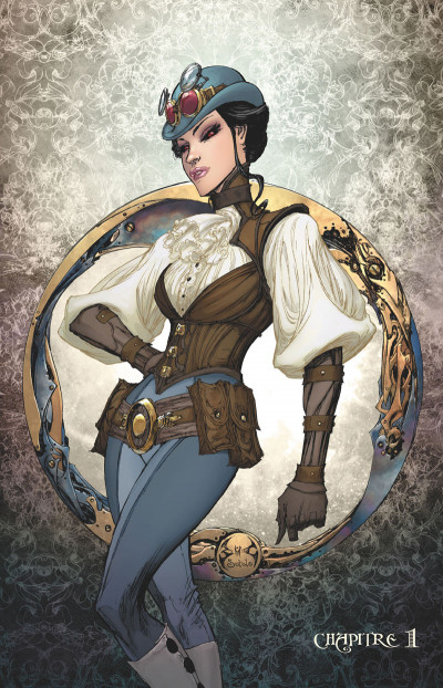 Page 2 Lady Mechanika tome 6 (cover variante a)