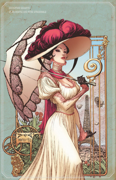 Page 4 Lady Mechanika tome 6 (cover variante b)