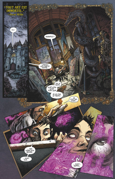 Page 5 Lady Mechanika tome 6 (cover variante b)
