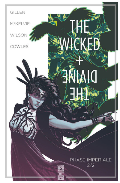 Couverture The wicked + the divine tome 6