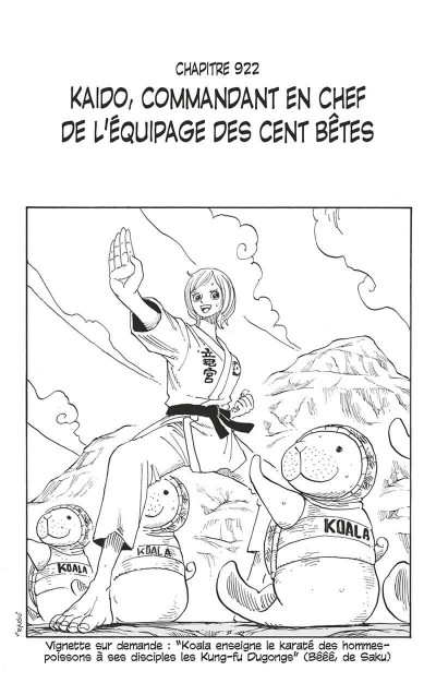 Page 8 One Piece tome 92
