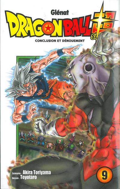 Couverture Dragon Ball Super tome 9